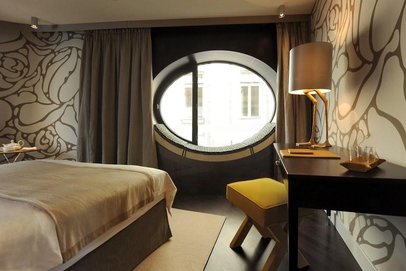 Wnętrze hotelu Topazz /fot. hoteltopazz.com /materiały prasowe