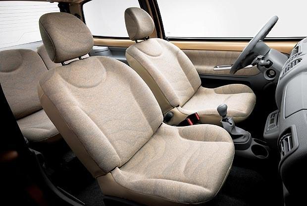 Wnętrze Renault Twingo Oasis (kliknij) /INTERIA.PL