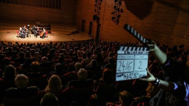 Wnętrze sali koncertowej Akademii Muzycznej w Katowicach - fot. Studio Filmowe TOR /materiały dystrybutora