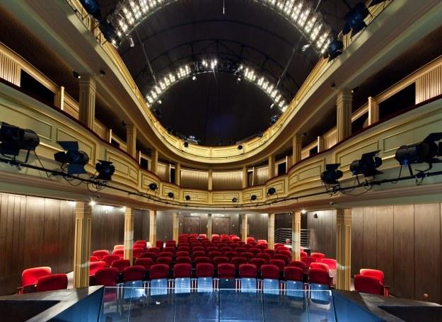 Wnętrze Teatru Starego w Lublinie /materiały promocyjne