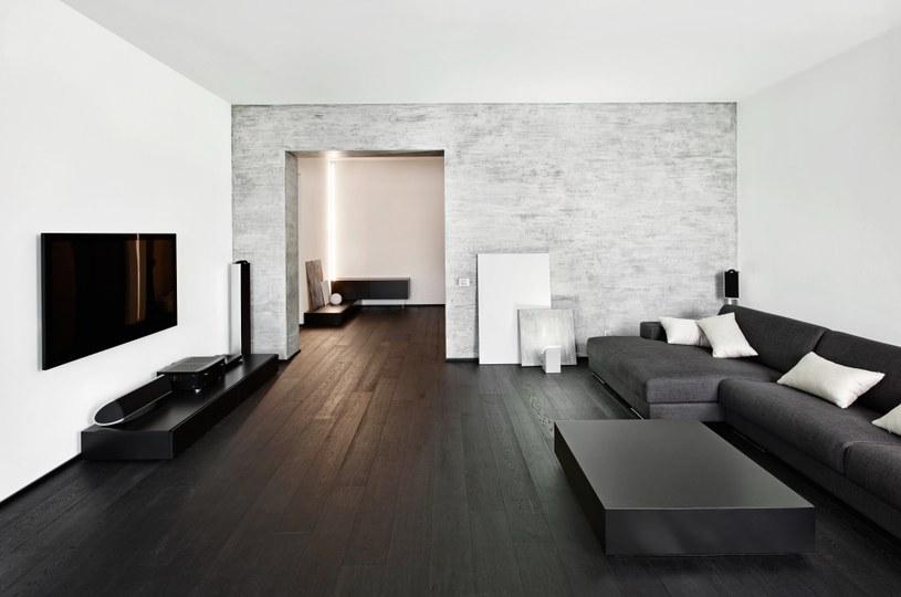 Wnętrze w stylu minimalistycznym /materiały prasowe