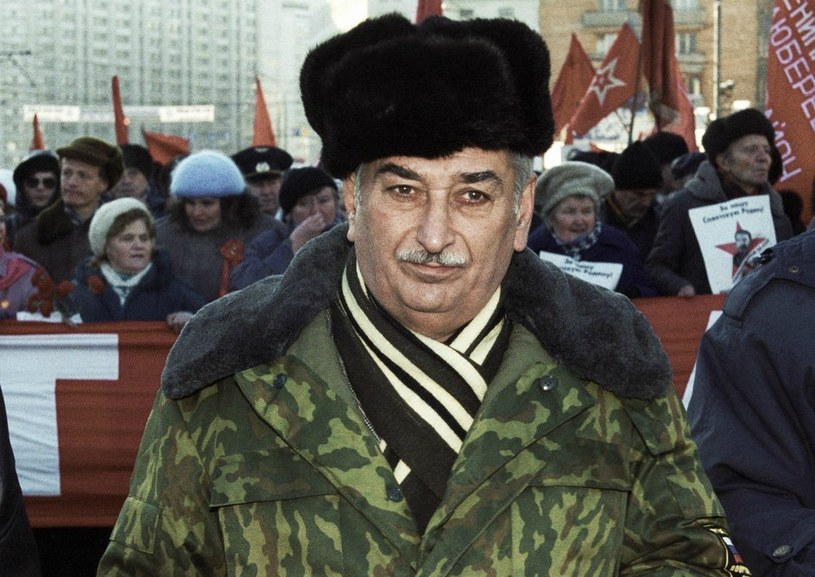 Wnuk Stalina - Jewgienij Dżugaszwili /Fedorenko Vladimir /East News