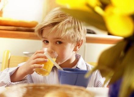 Woda, herbata czy soki?