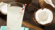 Woda kokosowa najlepsza na upały