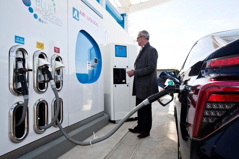 Wodór pozwala uniezależnić państwo od ropy i gazu /INTERIA.PL/informacje prasowe