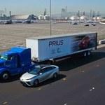 Wodorowa ciężarówka Toyoty wyjedzie na ulice Los Angeles