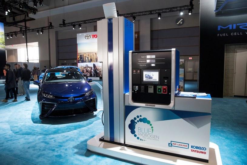 Wodorowa Toyota Mirai /Getty Images