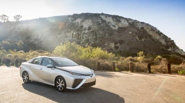 Wodorowe nowości Toyoty i Hondy /Toyota