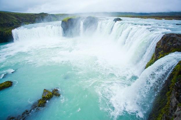 Wodospad Godafoss w północnej Islandii /123/RF PICSEL