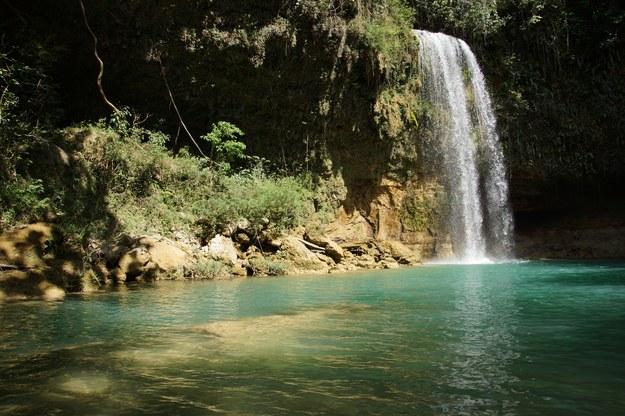 Wodospad Socoa, Dominikana /123/RF PICSEL