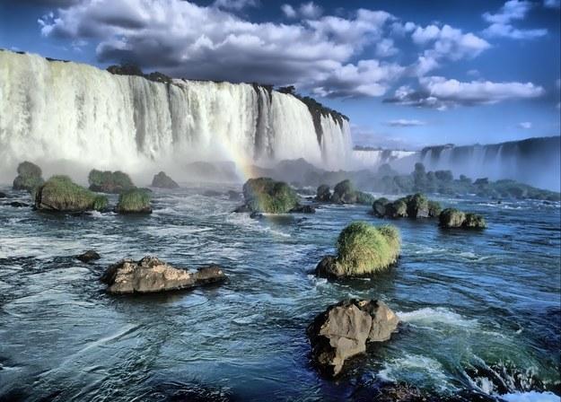 Wodospady Iguazu /123/RF PICSEL
