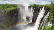 Wodospady Wiktorii - dymiący huk