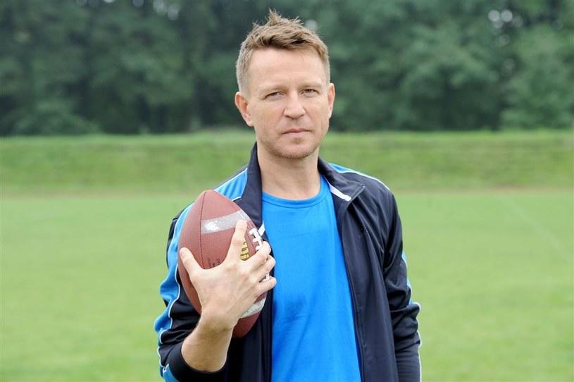 Wojciech Błach jako trener /Agencja W. Impact