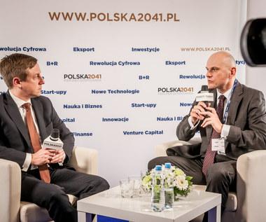 Wojciech Górniak, digital strategy director Deloitte
