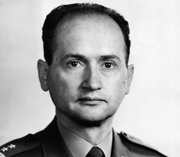 Wojciech Jaruzelski w latach 1946-1947 aktywnie zwalczał polskie podziemie antykomunistyczne /AFP