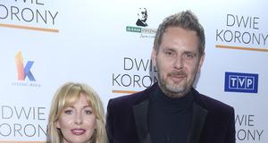 Wojciech Modest Amaro z żoną