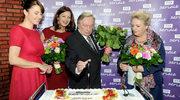 Wojciech Pokora świętuje 80. urodziny na antenie TVP Seriale