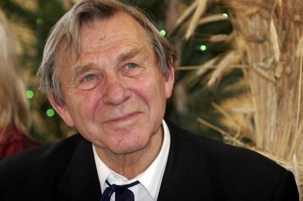 Wojciech Siemion miał 82 lata / fot. K. Kuczyk /Agencja FORUM