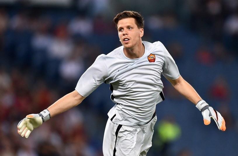 Wojciech Szczęsny ma za sobą znakomity sezon w Romie /AFP