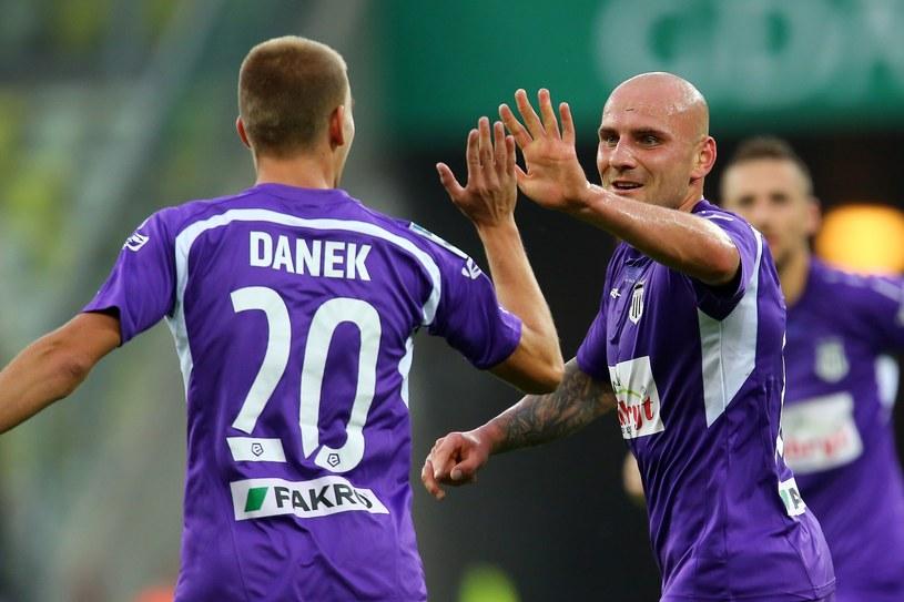 Wojciech Trochim i Adrian Danek /Marcin Gadomski / SE /East News