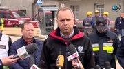 Wojewoda dolnośląski o akcji ratunkowej w Świebodzicach
