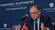 Wojewoda mazowiecki wygasił mandat prezydenta Radomia