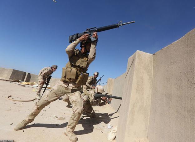Wojna domowa w Syrii trwa od czterech lat /AFP /East News