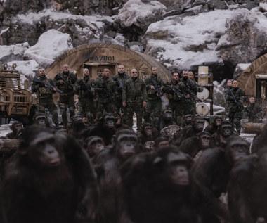 """""""Wojna o Planetę Małp"""" [recenzja]: Pojedynek samców alfa"""