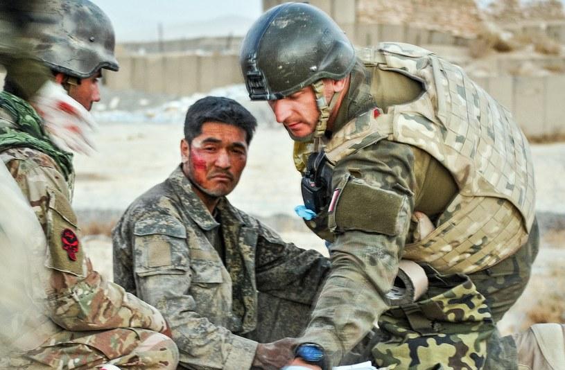 Wojna toczy się nie tylko na linii frontu, ale również po powrocie żołnierzy do domu /Marcin Ogdowski/ zAfganistanu.pl /INTERIA.PL