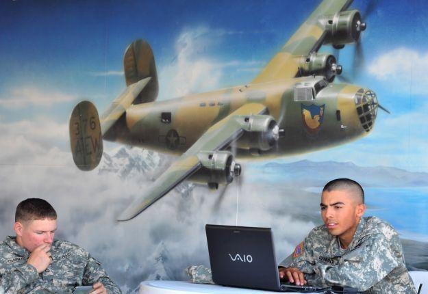 Wojna w wersji 2.0 - jak będzie ona wyglądała za kilka lat? /AFP