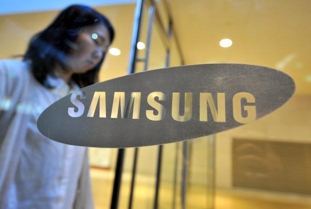 Wojna z Apple przynosi Samsungowi wymierne korzyści finansowe /AFP