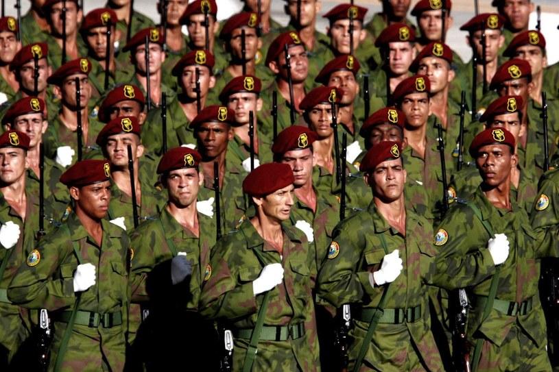 Wojsko kubańskie, zdj. ilustracyjne /Sven Creutzmann /East News