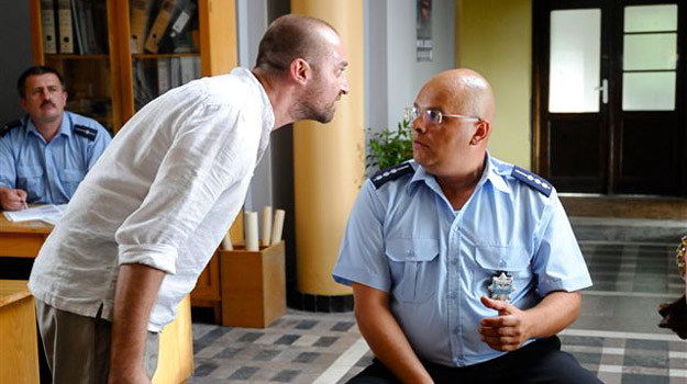 Wojtek to aktor-wulkan o ekspresyjności Louisa de Funesa - twierdzi Andrzej Saramonowicz /materiały dystrybutora