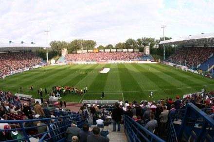Wokół stadionu Wisły wiele się zmieni, Fot. Tomasz Markowski /Agencja Przegląd Sportowy
