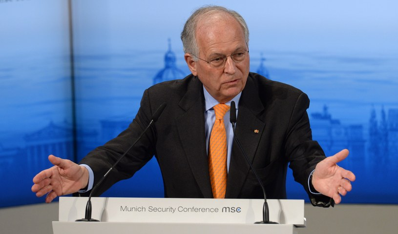 Wolfgang Ischinger /AFP