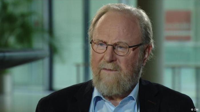 Wolfgang Thierse /Deutsche Welle