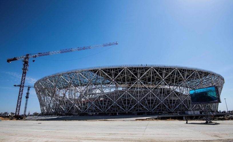 Wołgograd Arena /AFP