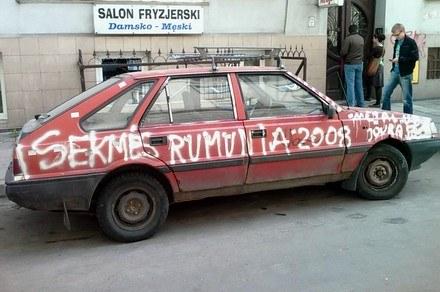 """""""Wolne"""" lata polskiej motoryzacji /INTERIA.PL"""