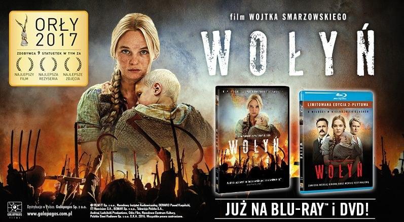 """""""Wołyń"""" jest już dostępny na płytach Blu-ray i DVD /materiały dystrybutora"""