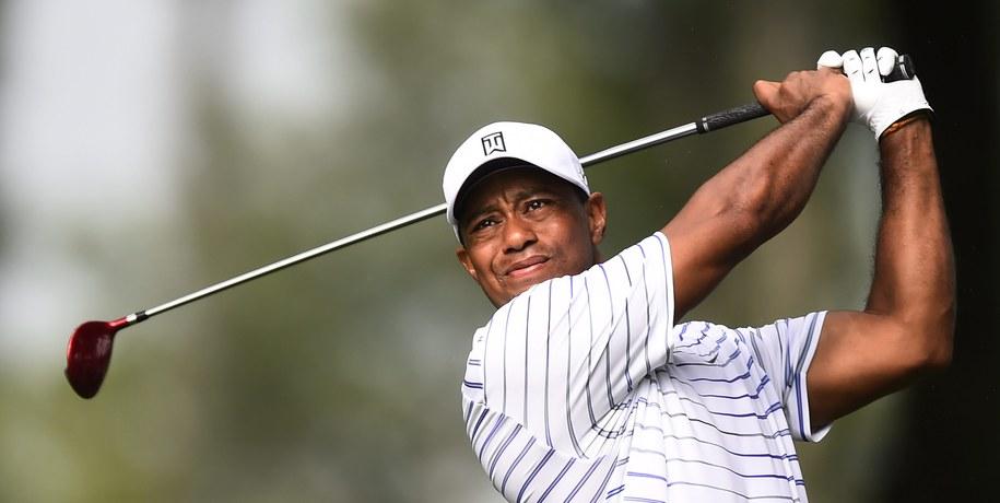 Woods po raz czwarty w karierze odpadł na tak wczesnym etapie rywalizacji /LARRY W. SMITH /PAP/EPA
