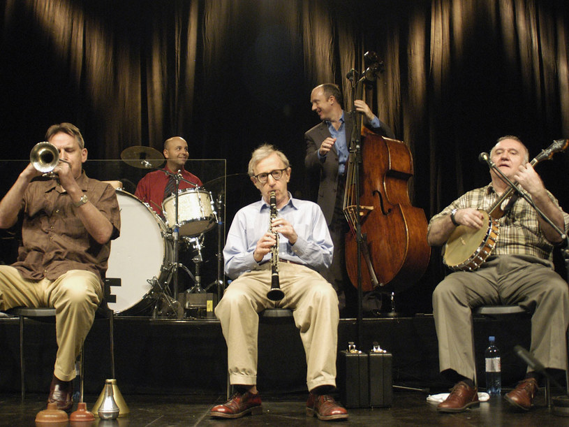 Woody Allen od 40 lat występuje z różnymi zespołami  /Getty Images/Flash Press Media