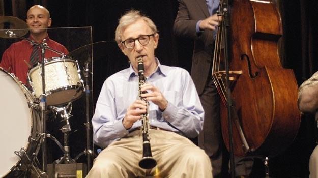 Woody Allen przyznał, że nie jest zbyt dobrym klarnecistą - fot. Elke Selzle /Getty Images/Flash Press Media