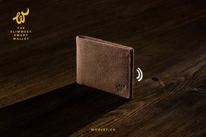 Woolet - inteligentny portfel z Polski