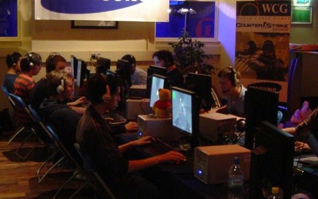 World Cyber Games /materiały prasowe