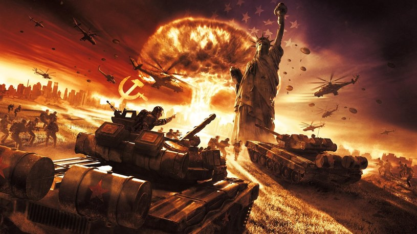World in Conflict /materiały prasowe