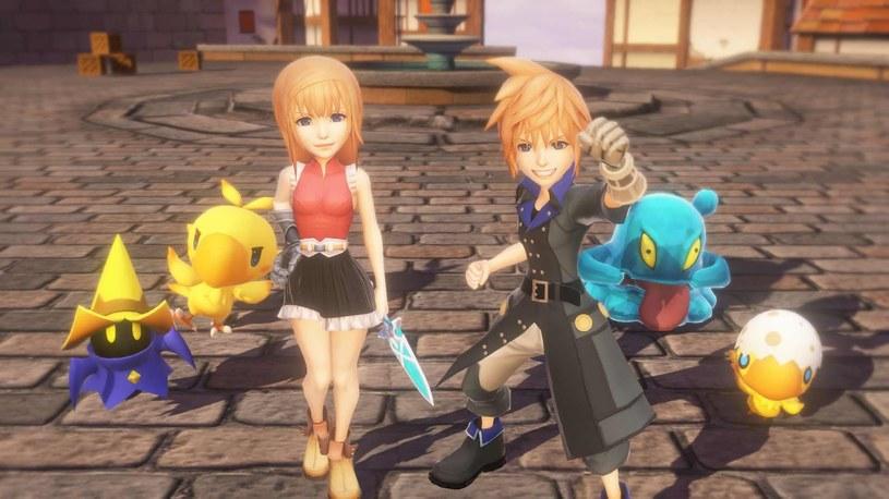World of Final Fantasy /materiały prasowe