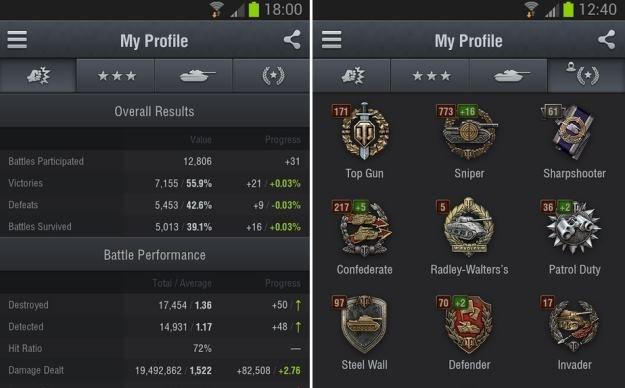 World of Tanks Assistant /materiały prasowe