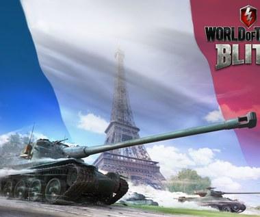 World of Tanks Blitz z 80 milionami pobrań i nową linią czołgów