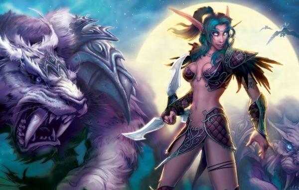 World of Warcraft /INTERIA.PL