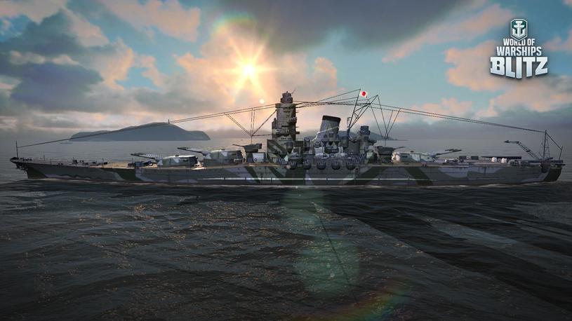 World of Warships Blitz /materiały prasowe